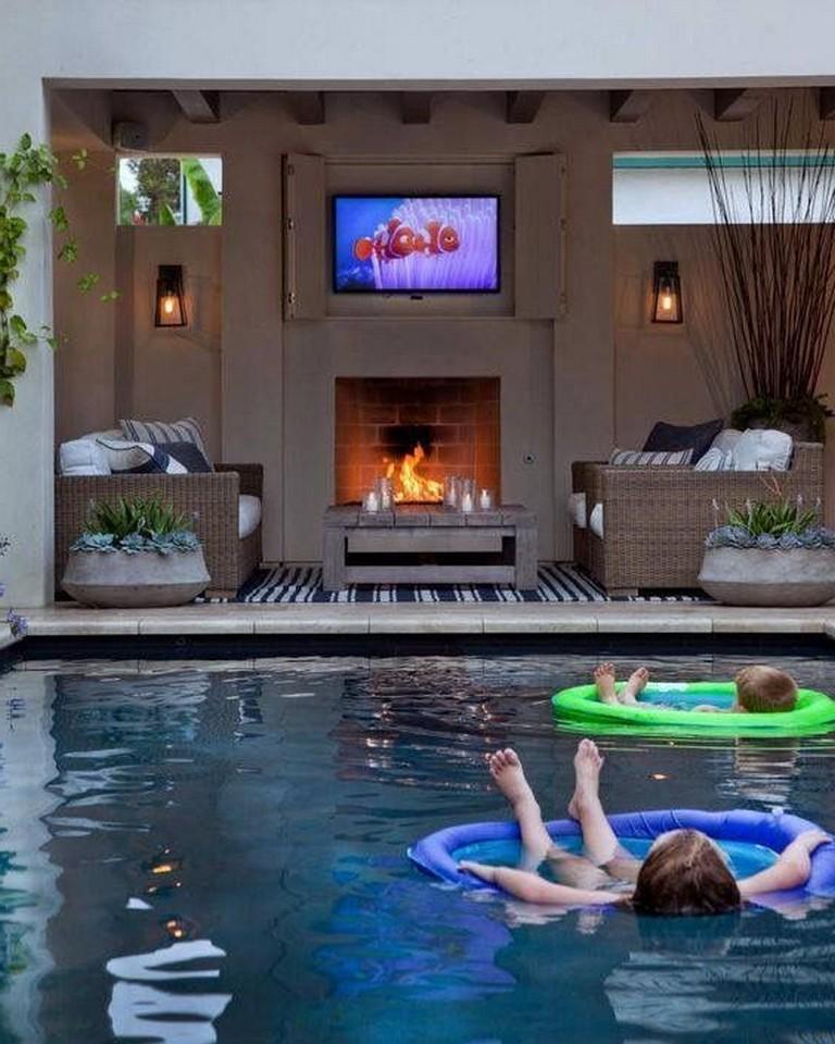 18+ Amazing Screened Pool Patio Ideas For Design ...