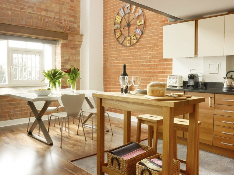 marvellous custom kitchen island | 10+ Marvelous Small Island Kitchen Table Ideas